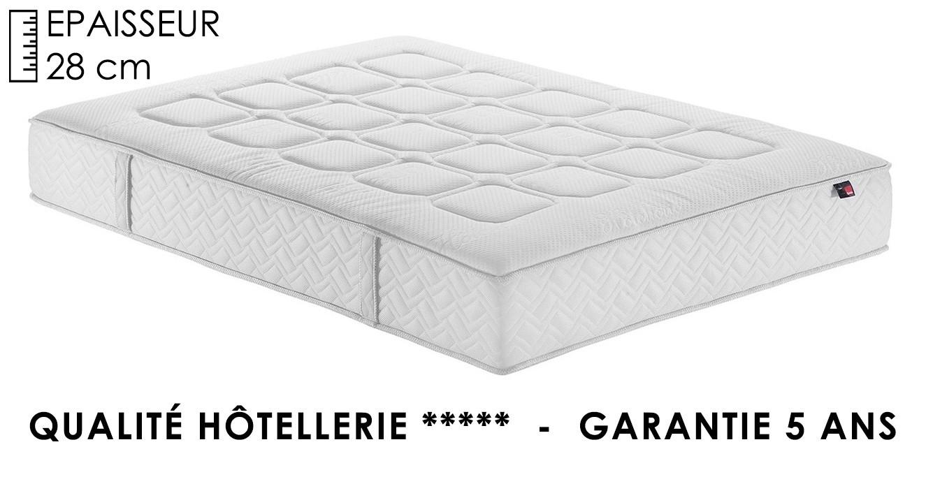 matelas epeda pro 5000 qualit h tellerie. Black Bedroom Furniture Sets. Home Design Ideas