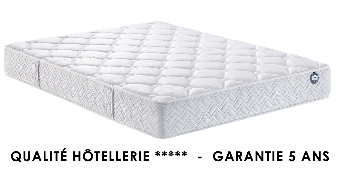 matelas bultex nano griff h tellerie epaisseur 23 cm. Black Bedroom Furniture Sets. Home Design Ideas
