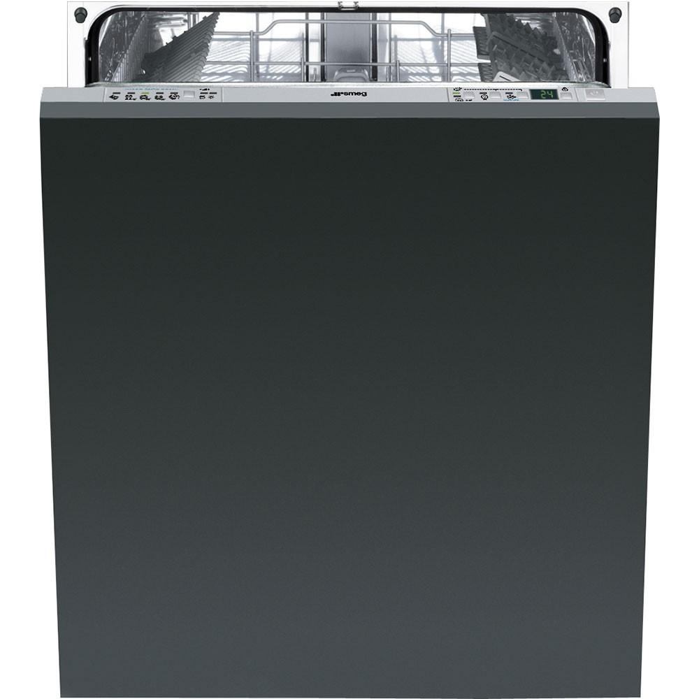 Lave vaisselle tout int grable 60 cm sta6439l2 smeg for Lave vaisselle sans porte d habillage