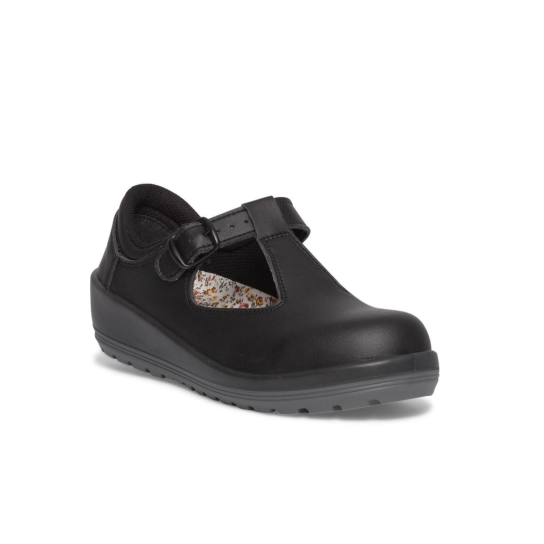 check-out 7218d 13cac Chaussure de sécurité noire parade - BATINA