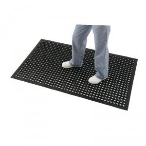 Tapis en caoutchouc anti-fatigue Jantex - DP206