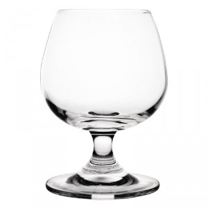 Verre à cognac cristal Bar Collection Olympia - 25,5 cl - Lot de 6