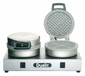Gaufrier double 74002 - Dualit