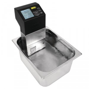 Thermoplongeur cuisson sous vide portable DM868 - Buffalo