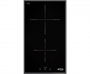 Domino de cuisson induction 30 cm SI5322B - Smeg