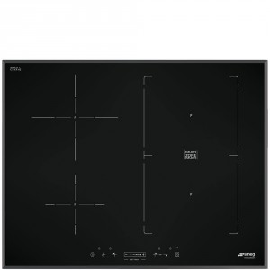 Table de cuisson induction 70 cm SIM570B - SMEG