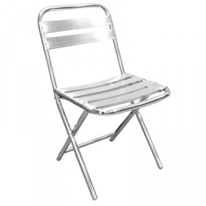 Lot de 4 Chaises pliantes - Ederna
