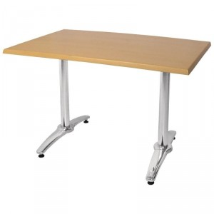 Pied de table double - Brieg