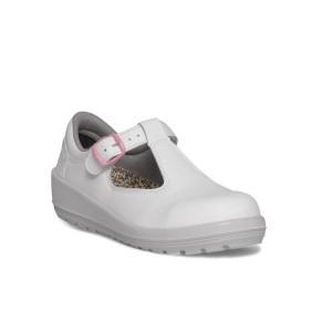 Chaussures de s curit parade bianca noir - Chaussure de securite blanche ...